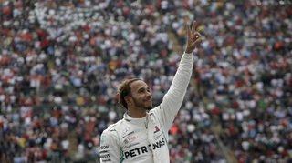 Formule 1 – Grand Prix du Mexique: Lewis Hamilton champion du monde pour la cinquième fois