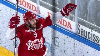 Hockey sur glace: en s'imposant face à Lugano, Lausanne aligne un quatrième succès de suite