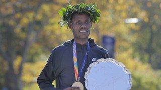 Marathon New York: première victoire pour Lelisa Desisa, quadruplé pour Mary Keitany