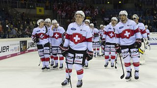 Hockey - Deutschland Cup: avec un effectif réduit, les Suisses battus par la Russie B