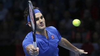 Tennis – Masters de Londres: Roger Federer battu d'entrée par Kei Nishikori