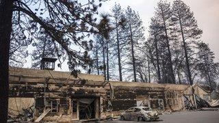 Californie: le bilan des incendies s'alourdit à au moins 44 morts