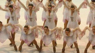 Les Suissesses face à l'élite du patinage synchronisé au Littoral