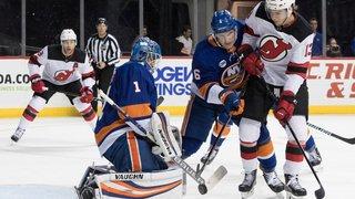 Nico Hischier, une deuxième  année en NHL pour confirmer