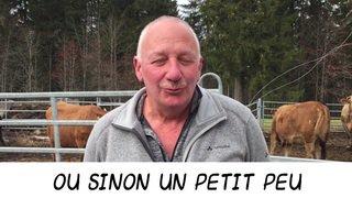 """L'interview """"croque-monsieur"""" de Maurice Grünig"""