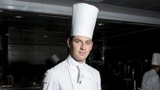 Jérémy Desbraux, un jeune chef hyperactif qui n'a peur de rien