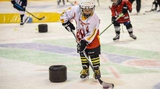 Le Swiss Ice Hockey Day a connu un joli succès dans les patinoires neuchâteloises