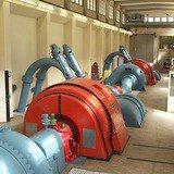 Visite de la centrale hydroéléctrique de Mottec