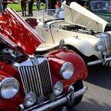 Swiss classic British Car