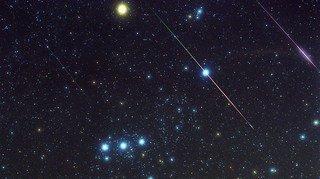 Astronomie: la pluie d'étoiles filantes des Léonides va animer le ciel entre samedi et dimanche