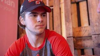 Le hockeyeur valaisan Nico Hischier va manquer son premier match de NHL