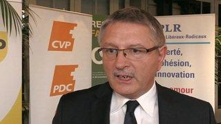 """Winistoerfer reste maire: """"c'est un super résultat pour le Jura"""""""