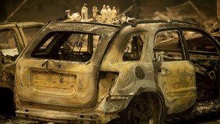 Etats-Unis: 48 morts dans l'incendie «Camp Fire» en Californie
