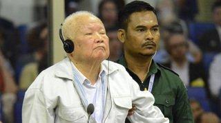 Cambodge: deux anciens dirigeants khmers rouges condamnés pour «génocide»
