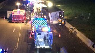 Un faux accident à Neuchâtel circule sur Facebook