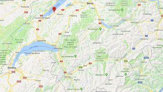 Fribourg: une collision entre une voiture et un tracteur fait un mort à Lully, près d'Estavayer-le-Lac