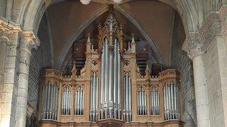 Subvention pour la restauration de l'orgue de la Collégiale de Neuchâtel