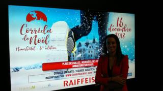 Neuchâtel: la Corrida de Noël repart sur de nouvelles bases