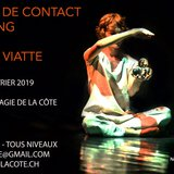 Initiation au Contact Juggling