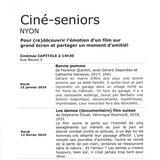 Ciné-senior