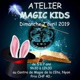 Magic Kids, la magie pour les petits !