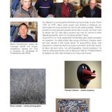 4CV exposition de peintures, photos et sculptures