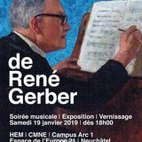 Autour de René Gerber