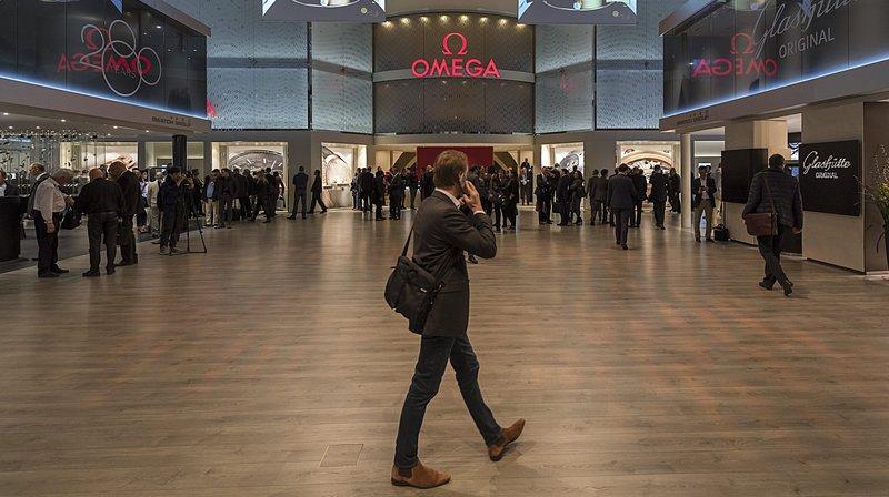 Croissance encore au rendez-vous pour l'horlogerie suisse en 2019