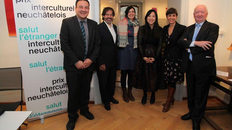 Les membres du jury ont souhaité accentuer la dimension interculturelle du prix.