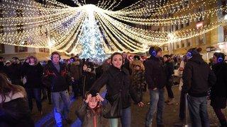 Cinquième du nom, la Winter&Fun Silent Party s'apprête à investir les pavés de Neuchâtel