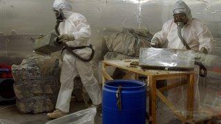 1,4 million prélevé dans le fonds spécial pour indemniser les victimes de l'amiante