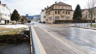 Automobiliste pressé à Fleurier: le Tribunal cantonal rejette l'homicide par négligence