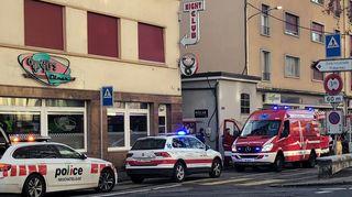 Neuchâtel: grosse intervention policière au sentier du Donjon