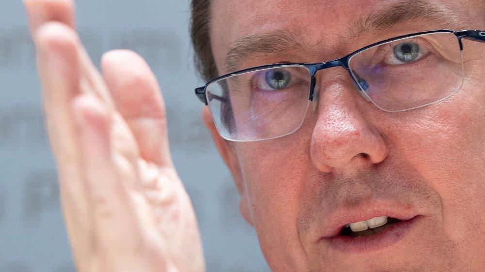 Albert Rösti, le président de l'UDC, a présenté, hier, le programme politique de son parti.