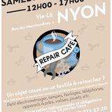 Repair Café à Nyon