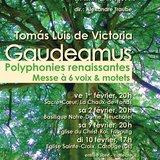 Gaudeamus: polyphonies renaissantes TL de Victoria