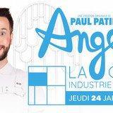 Angelo - performance par Paul Patin