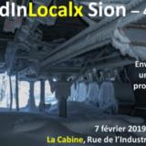Linked In Local Sion - présentation du projet Lodge 2800
