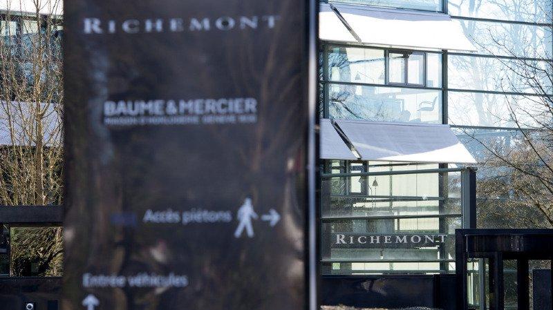 Le groupe de luxe Richemont a enregistré au 3e trimestre de son exercice décalé une nette hausse de ses ventes.