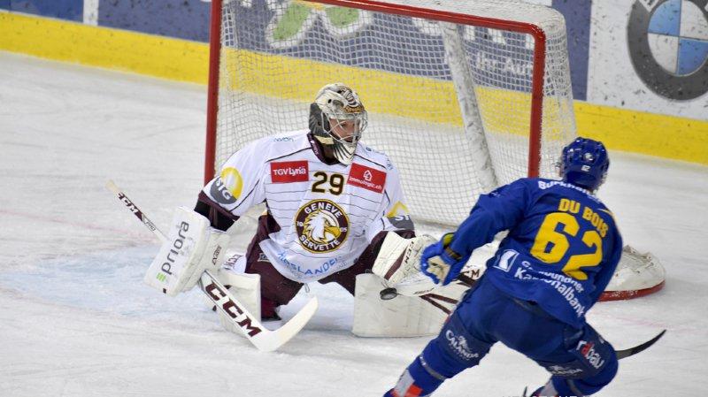 Hockey - National League: Genève Servette réalise un week-end de rêve en battant Lugano et Davos