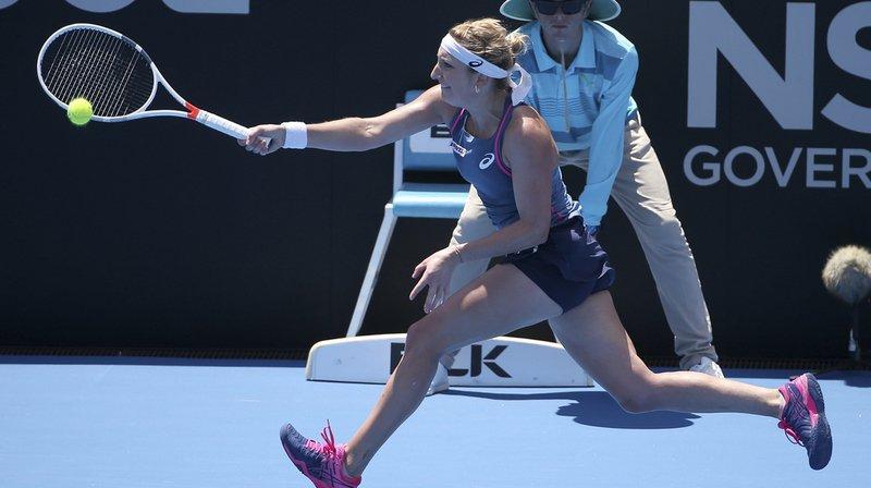 Tennis - Tournois de Sydney et de Hobart: Timea Bacsinszky et Belinda Bencic en quart de finale