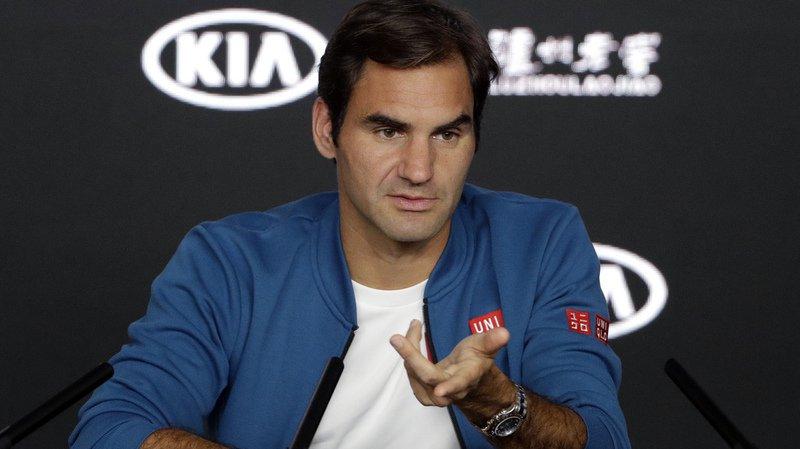 Tennis – Open d'Australie: «Novak Djokovic est l'homme à battre», confie Roger Federer