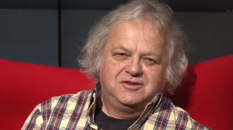 Michel Neuville, ici interviewé par nos confrères de Canal Alpha.