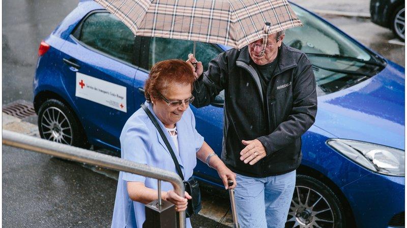 La Croix-Rouge recherche urgemment des bénévoles pour ses transports dans les Montagnes neuchâteloises