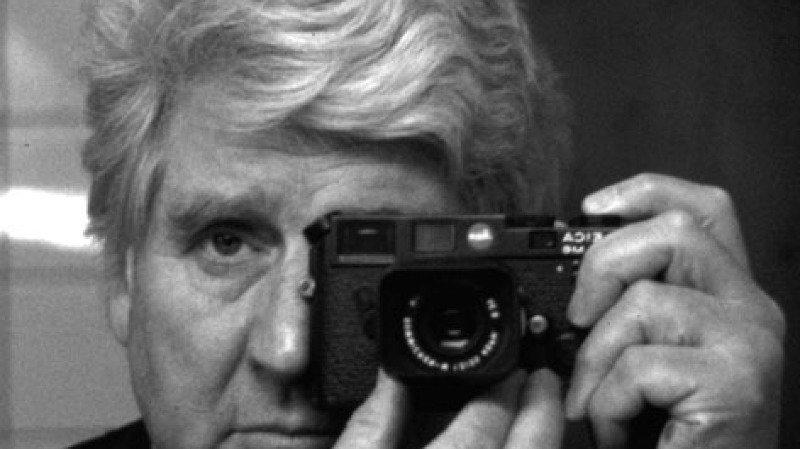 Au travers de son objectif, le cinéaste et photographe revisite sa carrière.