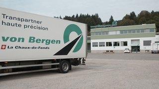 Cent nouveaux employés pour l'entreprise chaux-de-fonnière von Bergen