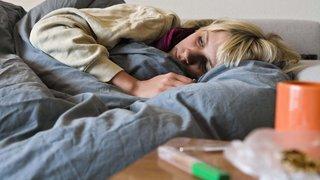 L'épidémie de grippe débarque dans le canton de Neuchâtel