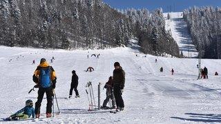 Où pourra-t-on skier ce week-end dans le canton de Neuchâtel?