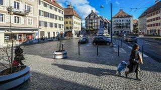 La Chaux-de-Fonds: du soutien pour le réaménagement de la place de l'Hôtel-de-Ville