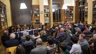 Neuchâtel: le débat autour de l'espace Louis-Agassiz occulte Tilo Frey